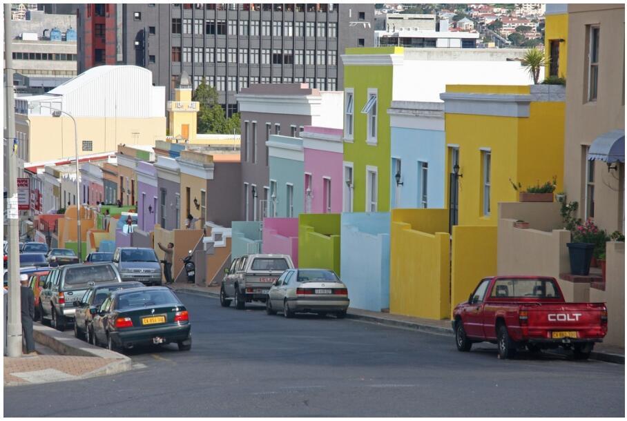 Bo-Kaap District