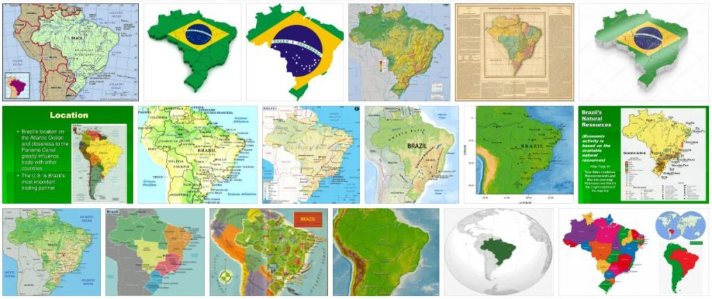 Geographical Aspects of Brazil