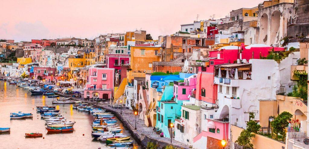 The most beautiful Italian islands
