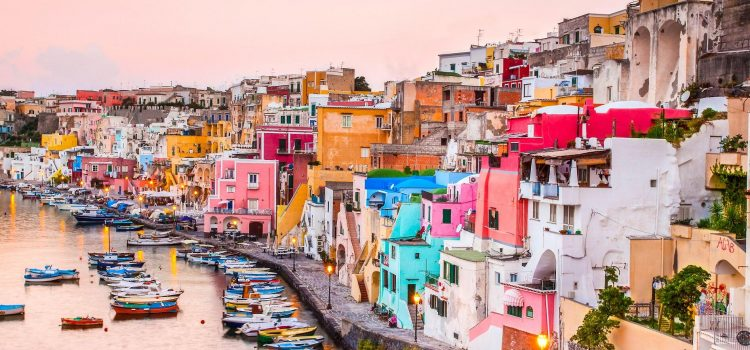 The most beautiful Italian islands