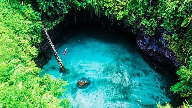 Travel on Your Own in Samoa